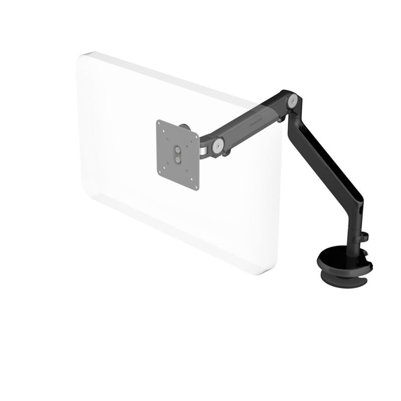 Ergolab M2 Monitor arm Bolt through Attachment Black